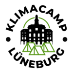 Logo Klima-Protestcamp Lüneburg